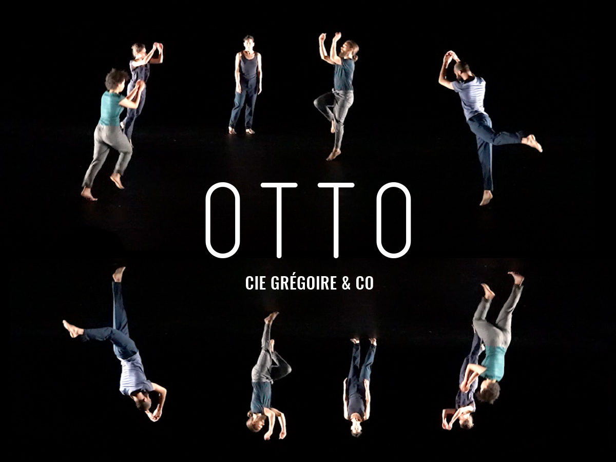 spectacle OTTO par la Cie Gregoire & Co